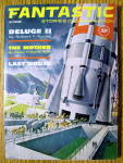 Fantastic Magazine October 1961 Deluge II & Last Druid