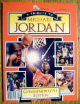 Click here to enlarge image and see more about item 15121: A Tribute To Michael Jordan Magazine 1993 (CE)