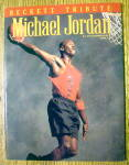Click here to enlarge image and see more about item 15123: Beckett Tribute Of Michael Jordan Magazine 1993