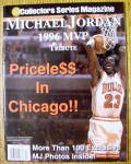 Click here to enlarge image and see more about item 15129: Collectors Series Magazine 1996 Michael Jordan