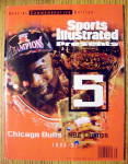 Click to view larger image of Sports Illustrated 1996-1997 Chicago Bulls NBA Champs (Image1)