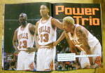 Click to view larger image of Sports Illustrated 1996-1997 Chicago Bulls NBA Champs (Image5)