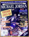 Click here to enlarge image and see more about item 15135: Gold Collectors Series Basketball Magazine 1998 Cover C