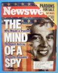 Newsweek Magazine-March 5, 2001-The Mind Of A Spy