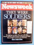 Newsweek Magazine-March 18, 2002-They Were Soldiers