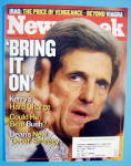 Newsweek Magazine-February 2, 2004-John Kerry