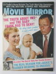 Movie Mirror Magazine January 1969 Frank Sinatra