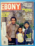 Ebony Magazine-March 1984-Sugar Ray Family