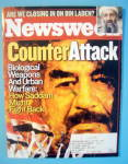 Newsweek Magazine-May 17, 2003-Counter Attack (Saddam)
