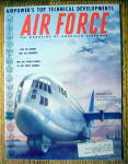 Click here to enlarge image and see more about item 15237: Air Force Magazine April 1953 Lockheed C-130