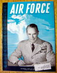 Click here to enlarge image and see more about item 15257: Air Force Magazine May 1954 General Hoyt S. Vandenberg