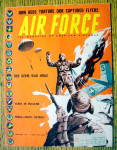 Click here to enlarge image and see more about item 15258: Air Force Magazine November 1952 Red Germ War Hoax
