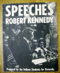 Click to view larger image of Speeches (Robert Kennedy) February 27, 1967 (Image1)