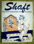 Click to view larger image of Shaft Magazine For Illinois May 1951 (Image2)