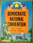 Click here to enlarge image and see more about item 15350: Democratic National Convention 1952