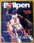 Click here to enlarge image and see more about item 15354: Bullpen Official Program Of The Chicago Bulls 1997-98