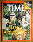 Click to view larger image of Time Magazine June 5, 1978 Africa (Political Jungle) (Image1)