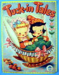 Click here to enlarge image and see more about item 15387: Tuck-In Tales 1946 The Doll Princess