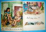 Click to view larger image of Kitty Does Too 1946 (A Just Like You Book) Vivienne (Image4)