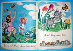 Click to view larger image of Kitty Does Too 1946 (A Just Like You Book) Vivienne (Image5)