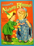 Click here to enlarge image and see more about item 15392: Favorite Nursery Rhymes 1958 Jack Sprat & Lucy Locket