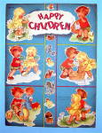 Happy Children 1949 (Samuel Lowe Company)