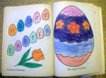 Click to view larger image of Happy Hoppy Coloring Book (Whitman Coloring Book) (Image6)