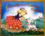 Click here to enlarge image and see more about item 15401: Friends From Mother Goose Dot To Dot Book 1951