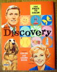 Click to view larger image of Discovery Color And Learn Book 1963 (ABC-TV) (Image2)