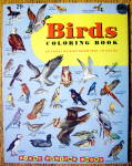 Click here to enlarge image and see more about item 15421: Birds Coloring Book 1956 (80 Pages Of Birds To Color)
