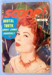 Scoop! Magazine July 1954 Truth About Jimmy Roosevelt