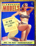 Click to view larger image of Glamorous Models May 1954 All New Faces & Figures (Image1)