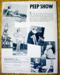 Click to view larger image of Glamorous Models May 1954 All New Faces & Figures (Image2)