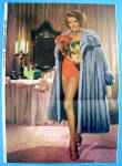 Click here to enlarge image and see more about item 15483: Esquire (Lady Fair) Pin Up Girl 1954 Janis Paige