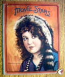Click to view larger image of Movie Star Magazine Cover (Only)1920's Marguerite Clark (Image4)