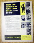 Click to view larger image of Motor Trend Magazine April 1954 How To Buy Your '54 Car (Image2)