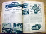 Click to view larger image of Motor Trend Magazine April 1954 How To Buy Your '54 Car (Image5)