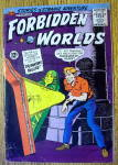Click here to enlarge image and see more about item 15609: Forbidden Worlds Comic #119 May-June 1964