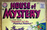 Click to view larger image of House Of Mystery Comic #145 September 1964 (Image2)