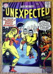 Tales Of The Unexpected #78 September 1963 Siren Space