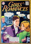 Click here to enlarge image and see more about item 15651: Girls Romances Comic #100 April 1964 Forget No More