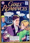 Click to view larger image of Girls Romances Comic #100 April 1964 Forget No More (Image2)