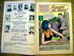 Click to view larger image of Girls Romances Comic #100 April 1964 Forget No More (Image4)