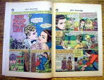Click to view larger image of Girls Romances Comic #100 April 1964 Forget No More (Image5)