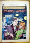 Click to view larger image of Girls Romances Comic #100 April 1964 Forget No More (Image6)