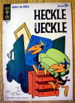 Heckle And Jeckle Comic #3 May 1963 Moving Vandals