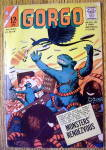 Gorgo Comic #12 April 1963 Monsters' Rendezvous