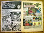 Click to view larger image of Brain Boy Comic #6 September-November 1963 Mindless One (Image3)