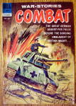 Click here to enlarge image and see more about item 15659: War Stories Combat Comic#12-128-209 July-September 1962