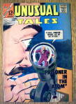 Unusual Tales Comic November 1963 Prisoner In The Atom